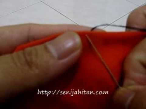 Seni Tikaman Baju Kurung (SIRI 1)