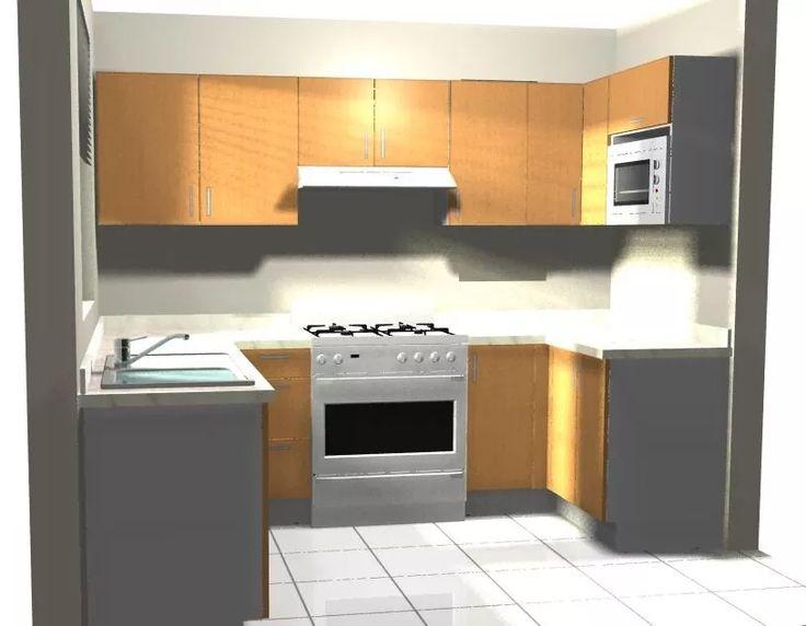 Increíble Diseños Libres De La Cocina 3d Foto - Ideas de Decoración ...