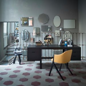 Pecs Desk - design Marcel Breuer - Simon by Cassina