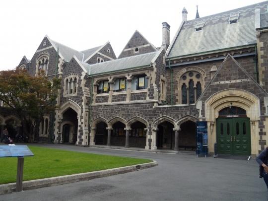 Christchurch/New Zealand