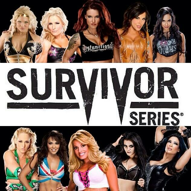 Beth Phoenix Natalya Lita Mickie James AJ Lee Michelle McCool Layla Trish Stratus Paige & Melina