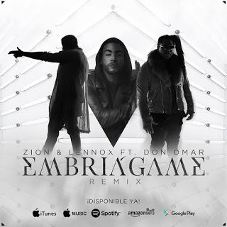 Zion y Lennox - Embríagame ft Don Omar