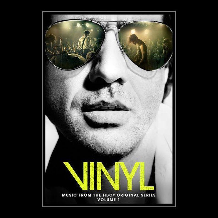VINYL Soundtrack - Music From The HBO Original Series Vol. 1 (2LP 180 Gram Vinyl w/CD)