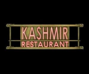 Kashmir Restaurant London