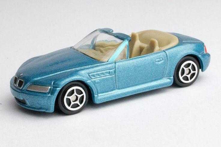 James Bond 007 - BMW Z3 Roadster (Goldeneye) – Modelmatic