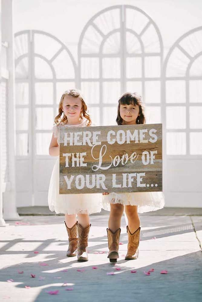 18 Cute Flower Girl Photos ❤ See more: http://www.weddingforward.com/flower-girl-photos/ #weddings #flowergirl