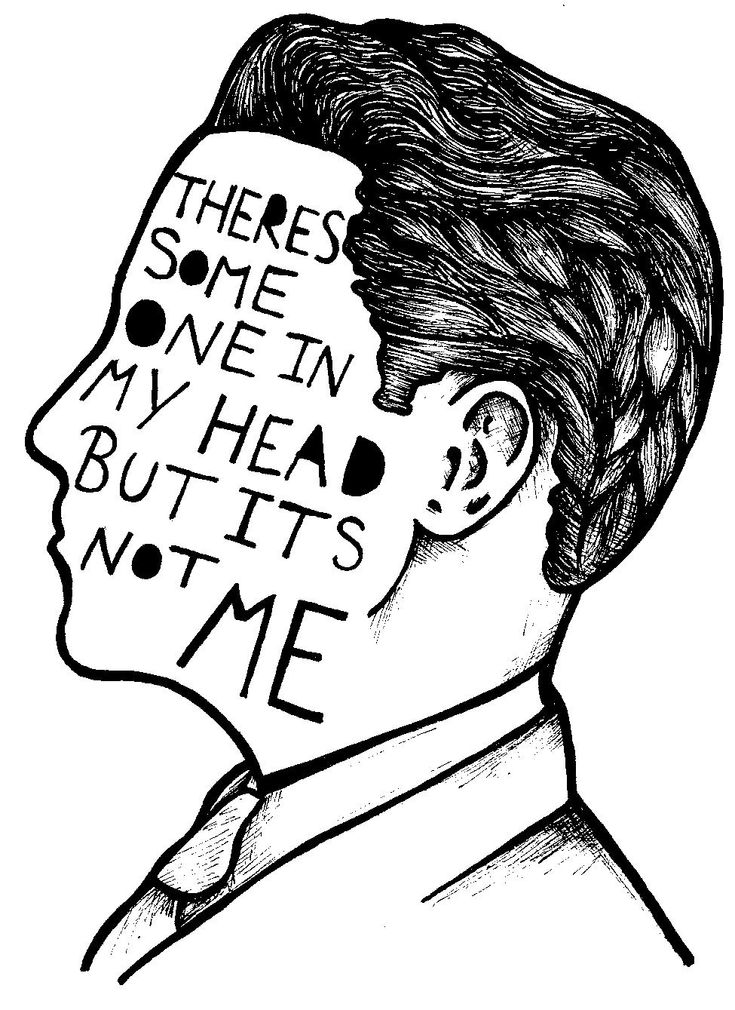 Drawing I did inspired by Pink Floyd lyrics