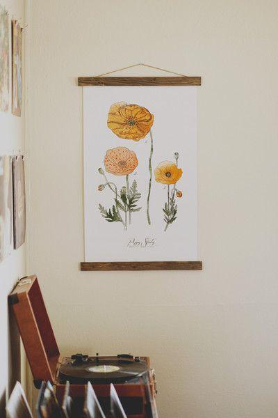 poppy study / jessica rose.