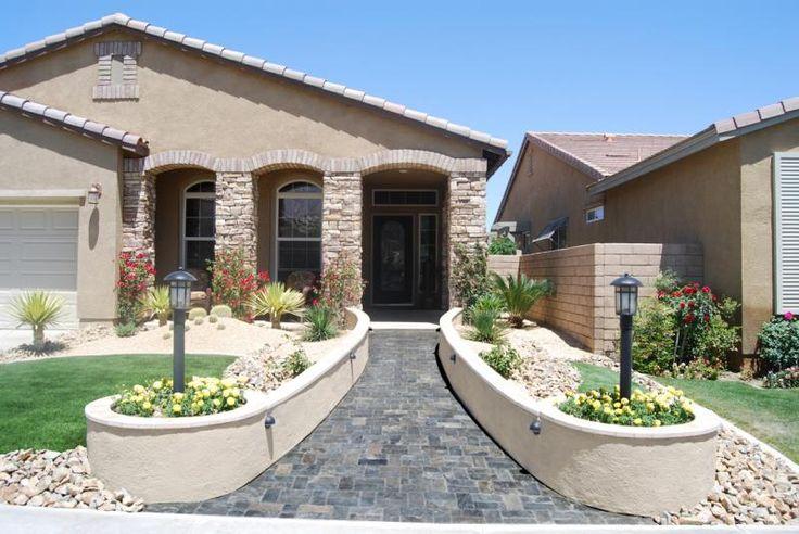 43 best images about desert landscape on pinterest agaves walkways and brick porch. Black Bedroom Furniture Sets. Home Design Ideas