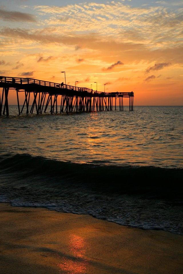 17 best images about piers jetties docks boardwalks for Nc fishing piers