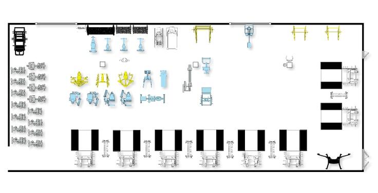 Burke High SchoolOmaha Ne Layout For Upgrade Weight - Weight room design