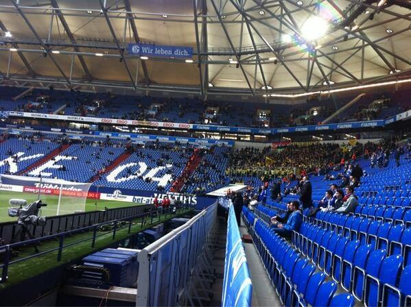 Schalke Stadion