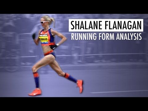 Shalane Flanagan Running Technique: How to Run Faster - YouTube