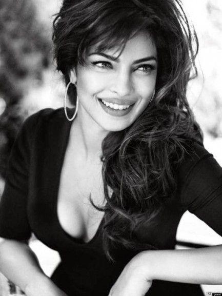 Priyanka Chopra, la première égérie Indienne de Guess   Elle Québec