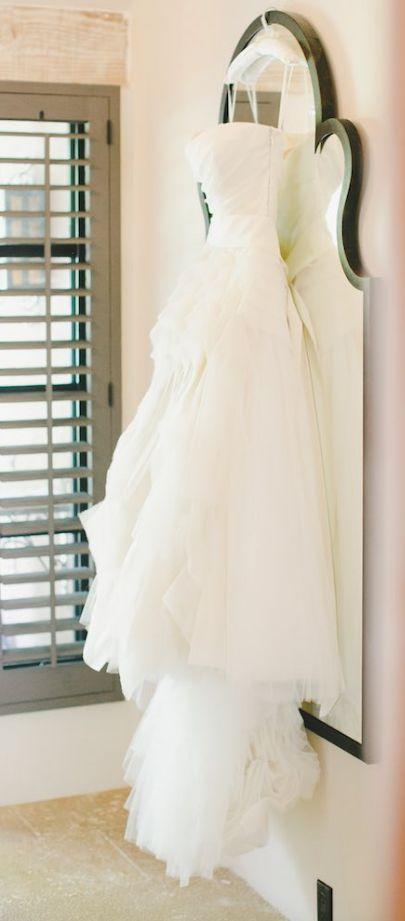 wedding dress idea; featured photographer: Onelove Photography
