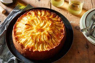 Apple-Almond Cake (Apfel-Marzipan-Kuchen) Recipe on Food52 recipe on Food52