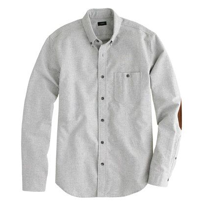 10 best men 39 s button down casual images on pinterest for Mens flannel shirt with elbow patches