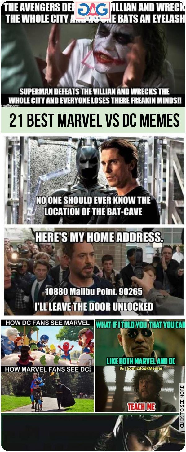 Best Marvel Vs Dc Memes Seen On Internet Ever Marvel Vs Marvel