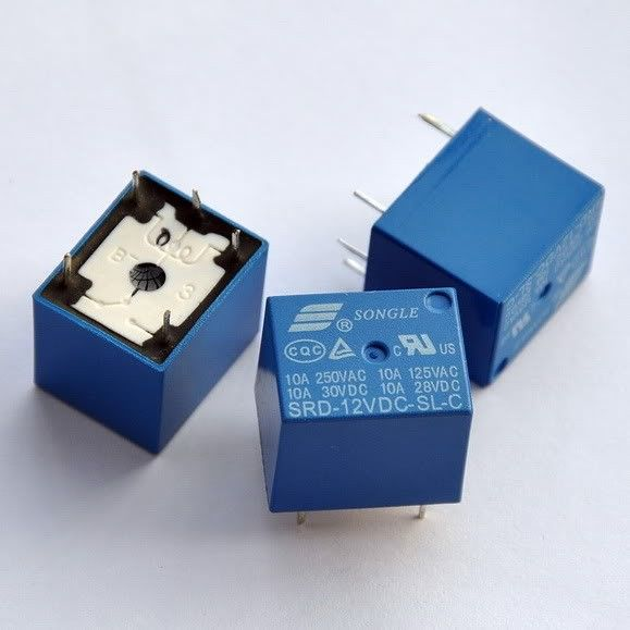 Spdt 12v 10amp 5 Pin Relay In Pakistan Relay Cheap Electronics Usb Flash Drive