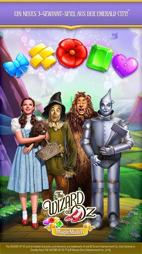 Wizard Of Oz Magic Match Cheats Hacks Online Free Coins Wie Man