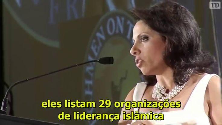 Brigitte Gabriel e o plano da Irmandade Muçulmana