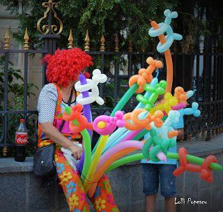 Pulsul orasului: D'ale strazii 3 (Clownul )
