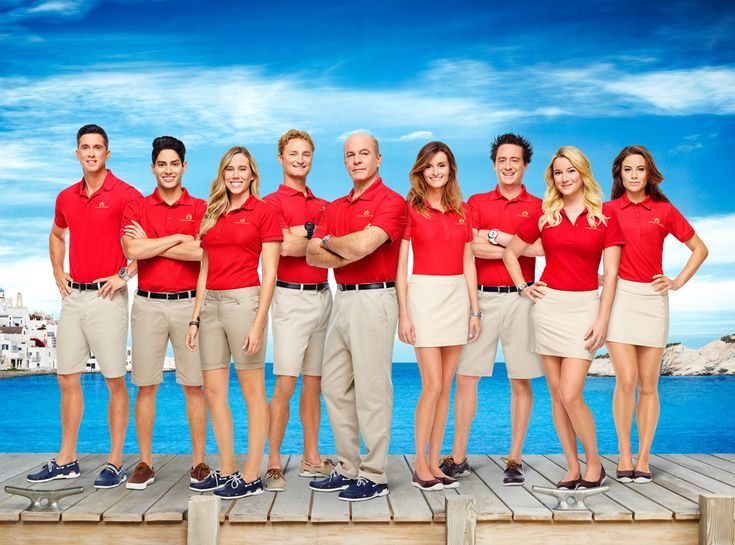 Below Deck Mediterranean Sets Sails With a Whole Lot of Partying, Hookups and Drama  Below Deck Mediterranean