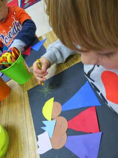 3 Wise Men craft for preschool