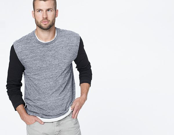 17 best images about james perse on pinterest mens tops for James perse t shirts sale