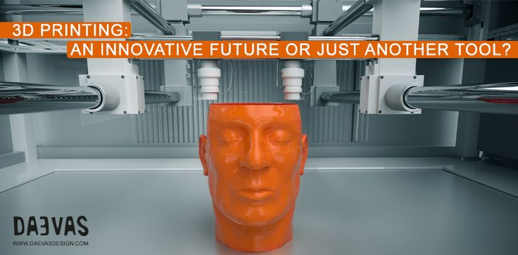 """#3DPrinting: An #Innovative Future Or Just Another #Tool? 3D printing offers #limitless future innovative opportunities. New generation 3D printers with the capability to create useful finished products are set to #democratize #manufacturing process by allowing consumers to """"#download"""" a product and print it."""