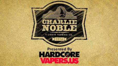 Les e-liquides pour e-cig de Charlie Noble sont en ligne sur l'Annuaire de la Vape