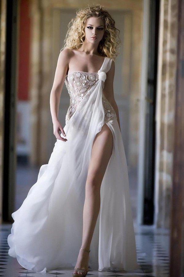 Фото сексуальные свадебные платья 91697 фотография