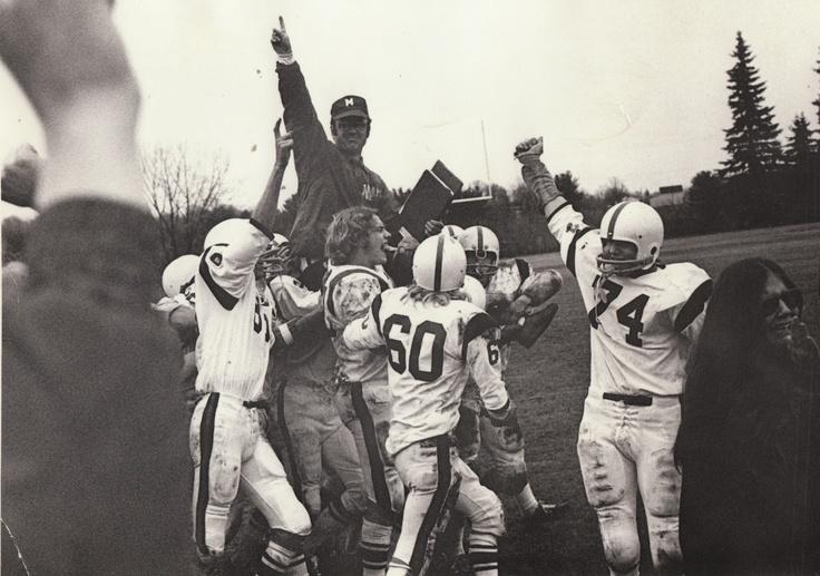 Monticello Minnesota History: Coach Dick Bakke's Football Scrapbook. www.facebook.com/monticellohistory www.monticellohistory.comMonticello Mn, Monticello Minnesota, Things Anthony, Dick Bakke, Football Scrapbook, Coaches Dick, Minnesota History, Bakke Football