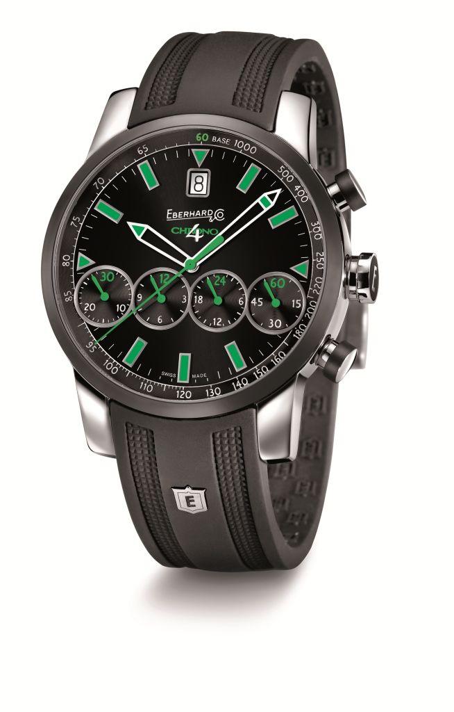 Chrono 4 Colors Green http://www.orologi.com/cataloghi-orologi/eberhard-co-chrono-4-chrono-4-colors-31067-4