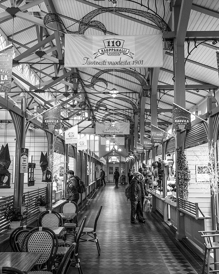 Oulun kauppahalli