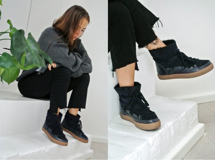 Winter boots are a part of the coldest time of the year, especially in Berlin. Madeleine prepared and sought out the most beautiful styles from Chloé, Isabel Marant, and Inuikii