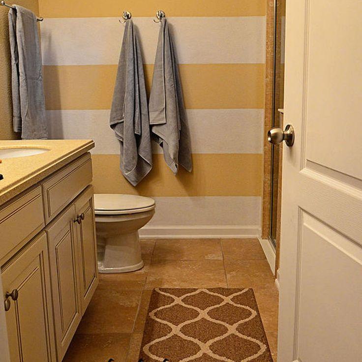 Best 25+ Striped painted walls ideas on Pinterest ...