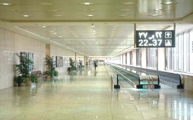 Travel to the world's biggest airport, King Fahd International Airport located in Saudi Arabia. Read on