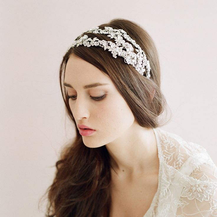 Exclusive Custom Retro Europe and America Bohemian Bride Head Accessories Women Handmade Headwear For Marry Flower O029