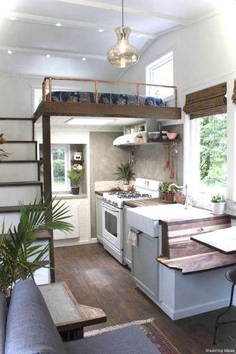 52 awesome tiny house interior ideas