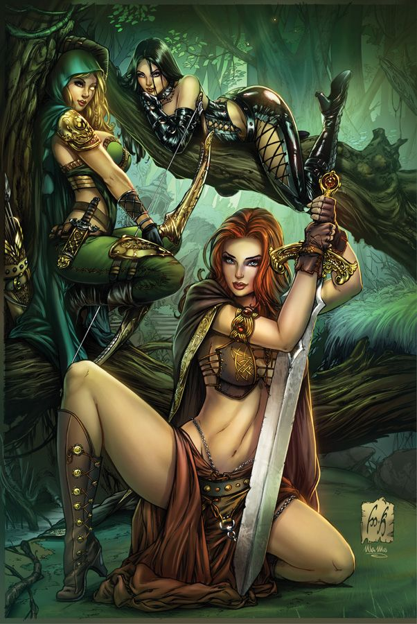 Erotic dark epic fantasy roleplay asmr