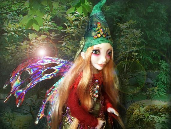 OOAK fairy art doll LORA Healing Fairy Radiant Fairy Faery Fae https://www.etsy.com/listing/593343951/ooak-fairy-art-doll-lora-healing-fairy?ref=shop_home_active_1