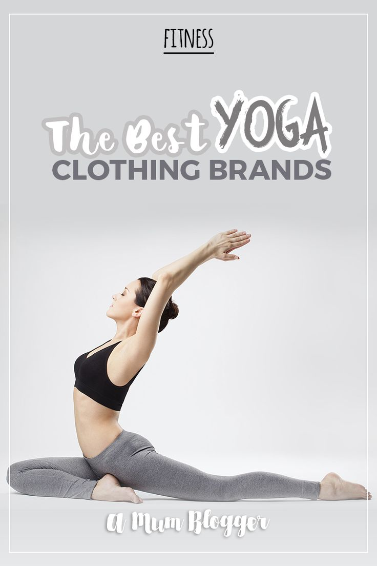 The 7 Best Yoga Clothing Brands - A Mum Blogger