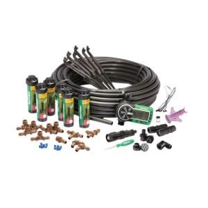 Rain Bird Easy to Install In-Ground Automatic Sprinkler System 32ETI at The Home Depot - Mobile
