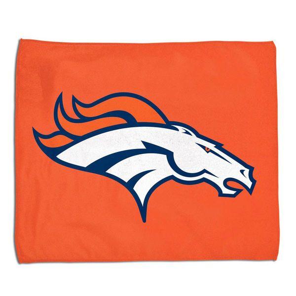 """Denver Broncos WinCraft 15"""" x 18"""" Colored Rally Towel - $7.99"""