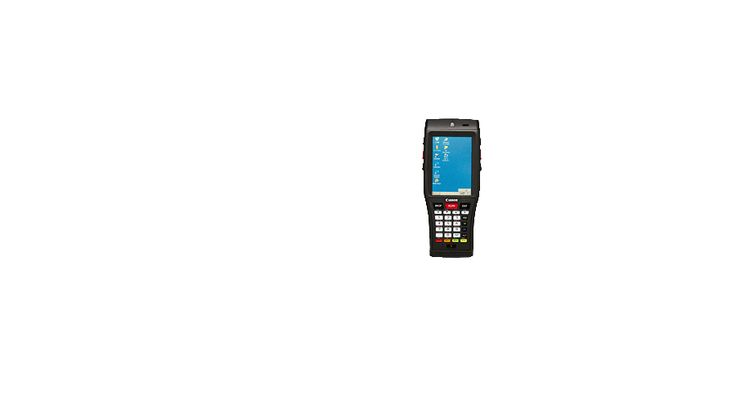 DataFlight Europe ET100  handheld terminal creditcard POS inflight sales duty free ALL IN ONE logistics