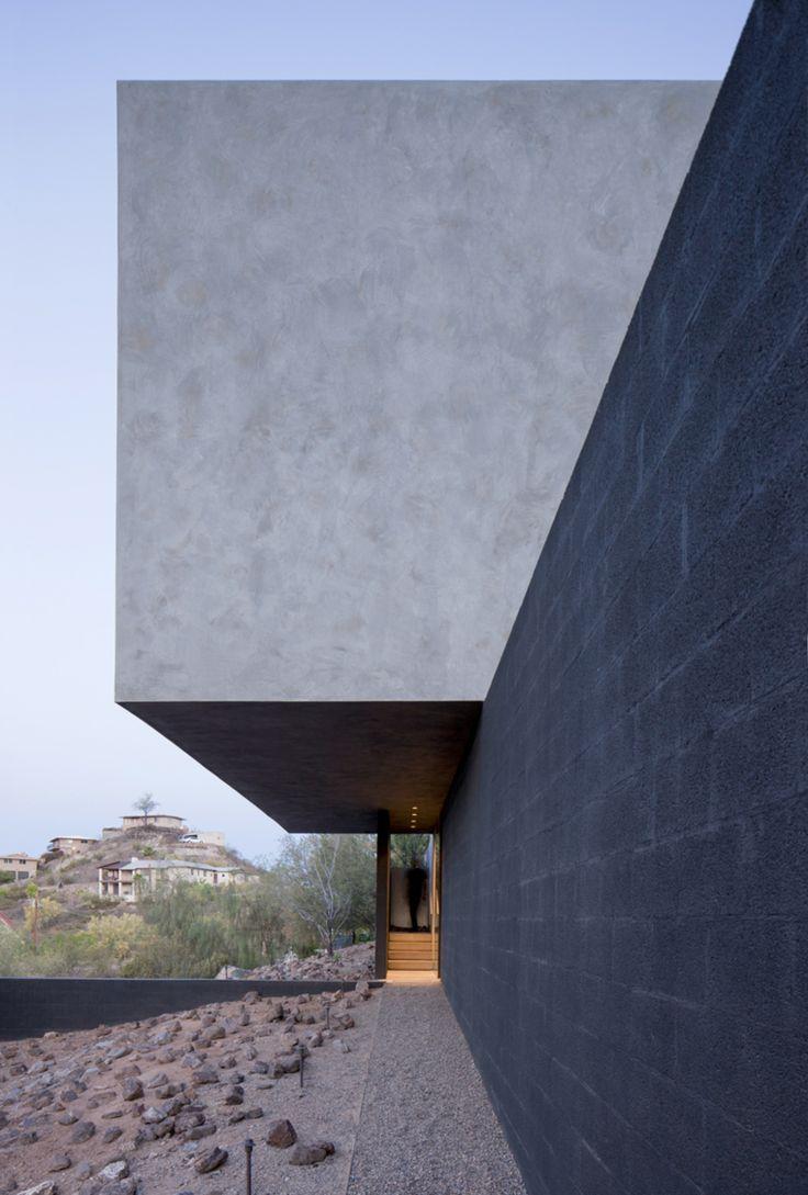 Dialogue House. Location: Phoenix, AZ, USA; firm: Wendell Burnette Architects; year: 2012