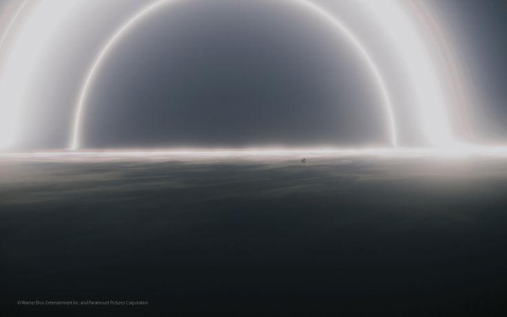 interstellar gargantua endurance - Google Search