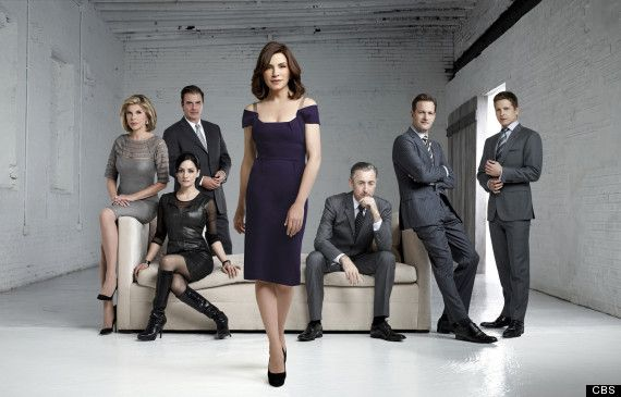 The Good Wife. Because of the highly competent, witty, smart, Kalinda and Elsbeth