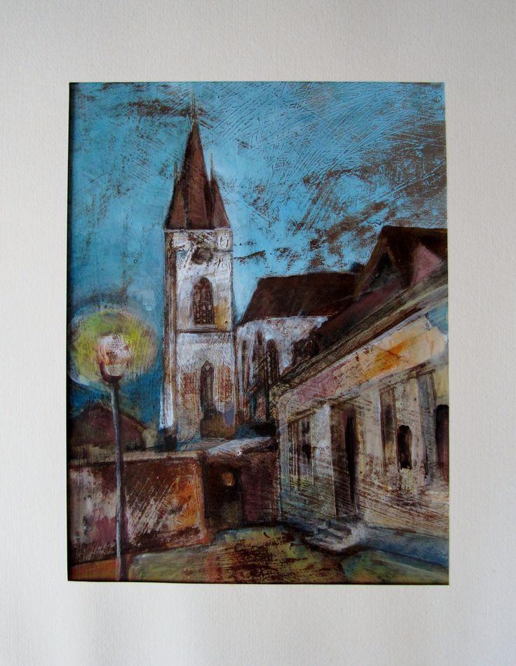 Michalsky kostel Znojmo